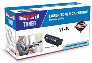 HP 11A Original Black Toner Cartridge